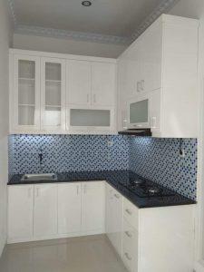 Kitchen Set Putih Minimalis